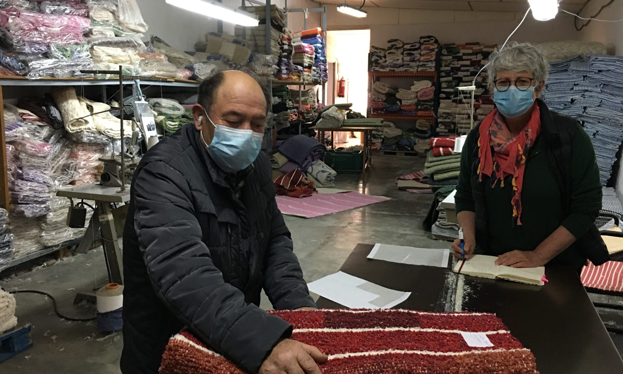 jarapas espagne tapis artisanat jute coton